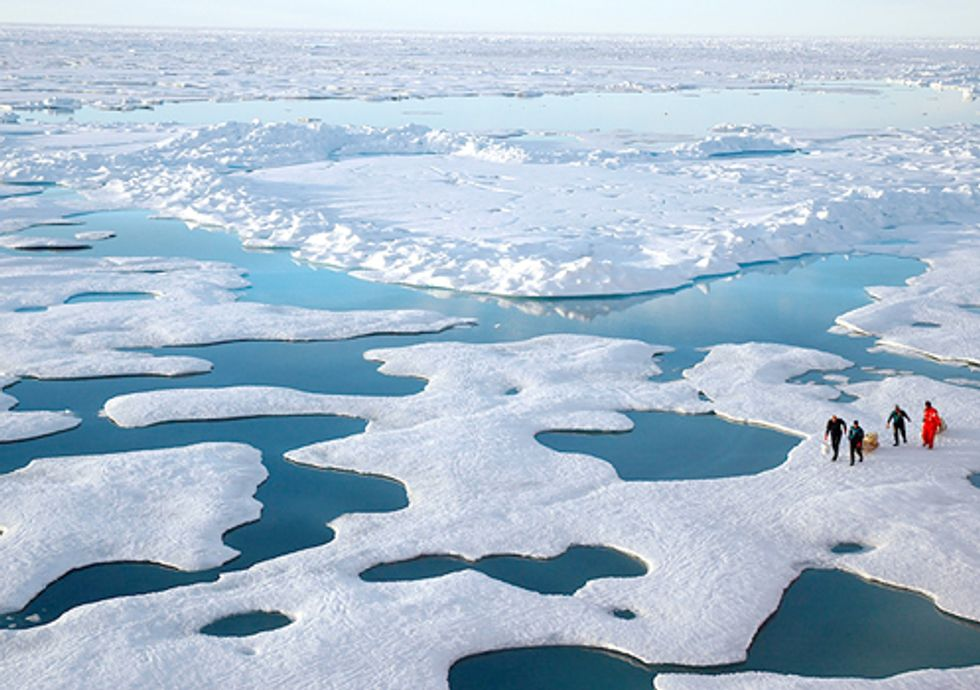 Shell Preemptively Sues Environmental Groups over Arctic Drilling