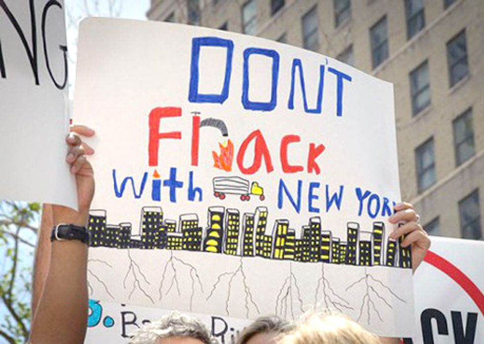 Experts Air Serious Concerns Before New York Fracking Decision