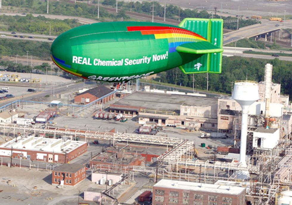 Partisan Nit-Picking Ignores Disaster Risks for Thousands of Chemical Facilities