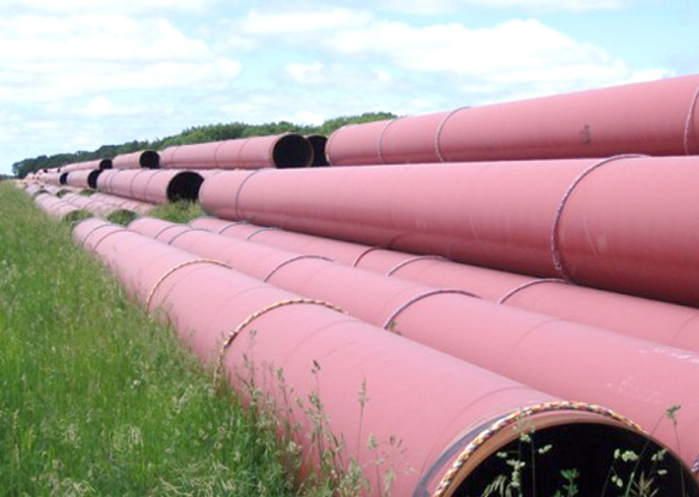 New Keystone XL Route 'Within Weeks'