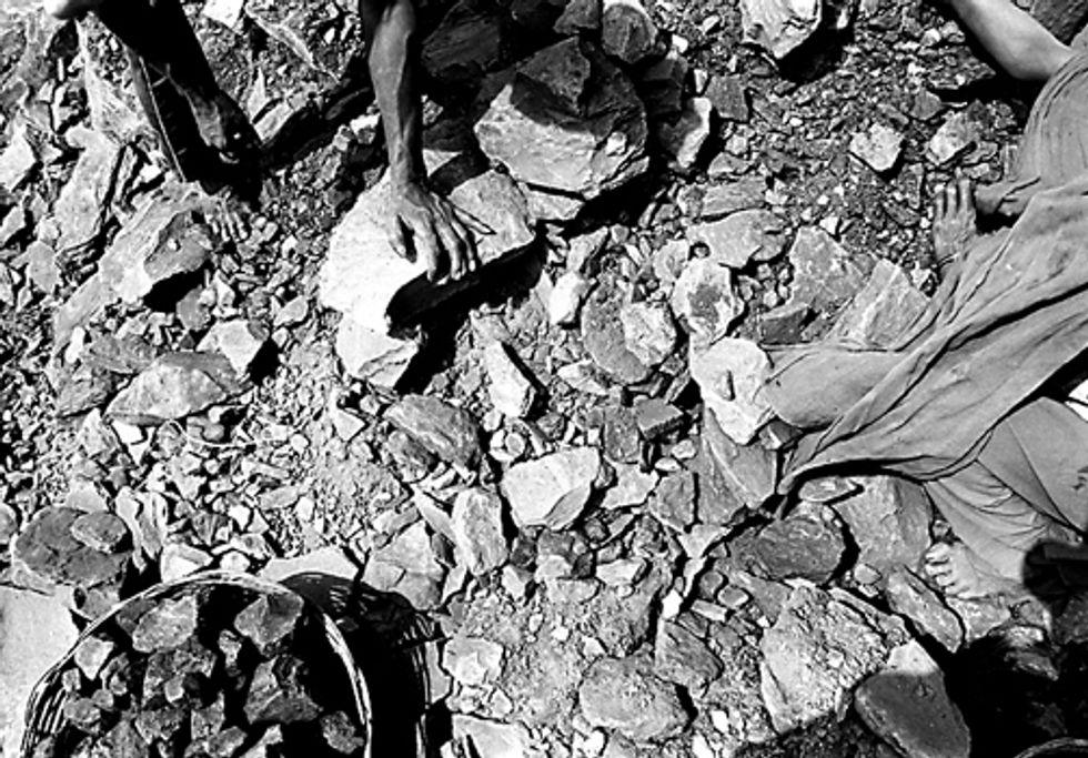 Fire on Earth—The Coalfields of Jharia