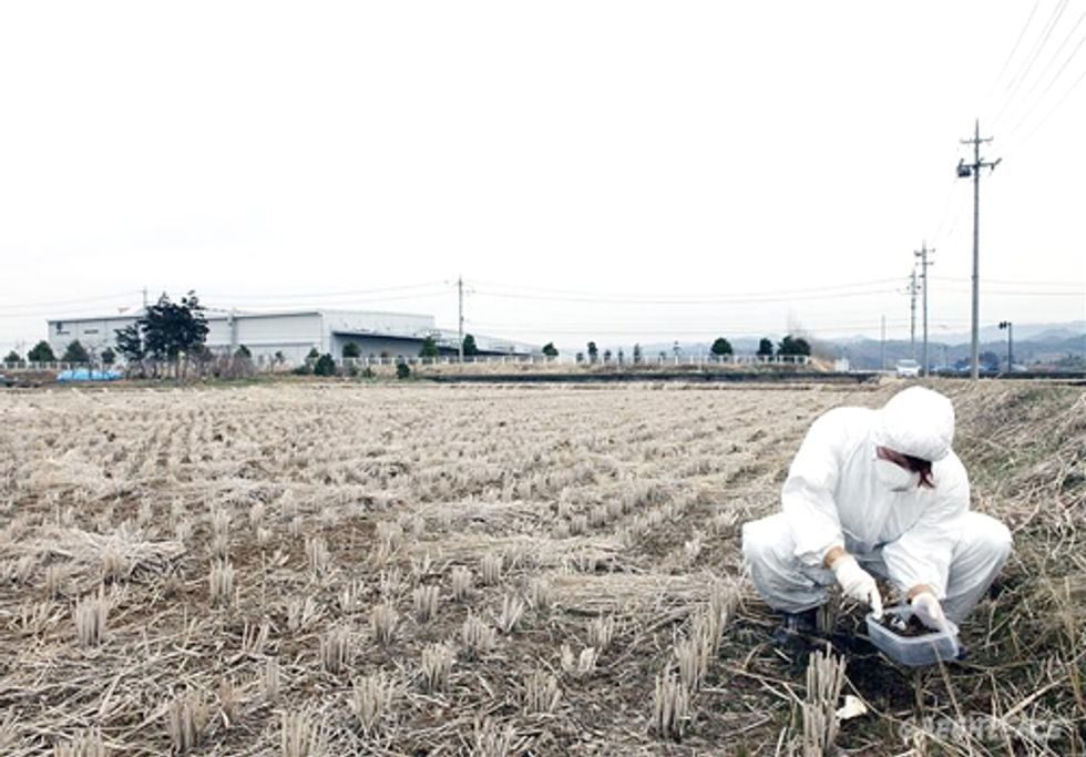 Radioactive Contamination Lingers in Fukushima One Year Later