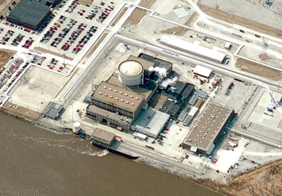 NRC Report Says 35 U.S. Nuclear Plants Threatened By Dam Failures
