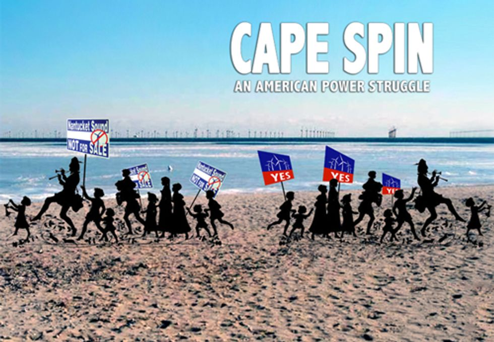 Cape Spin—An American Power Struggle