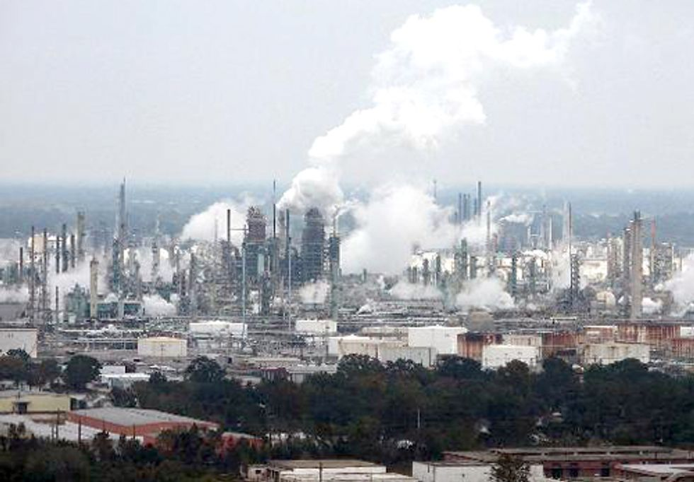 Louisiana Residents Take Fight against ExxonMobil to State Capitol
