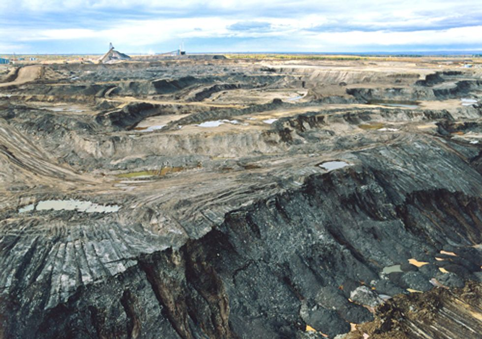 Canada's Top-Level Collusion Over the Tar Sands