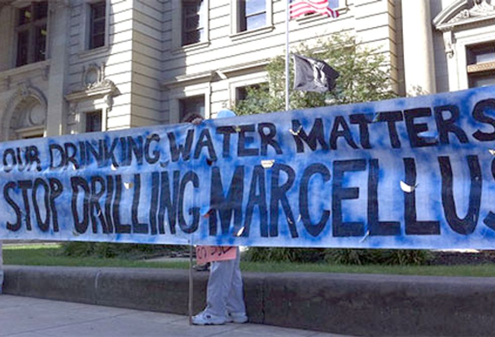 Truth Exposed on New Fracking Law