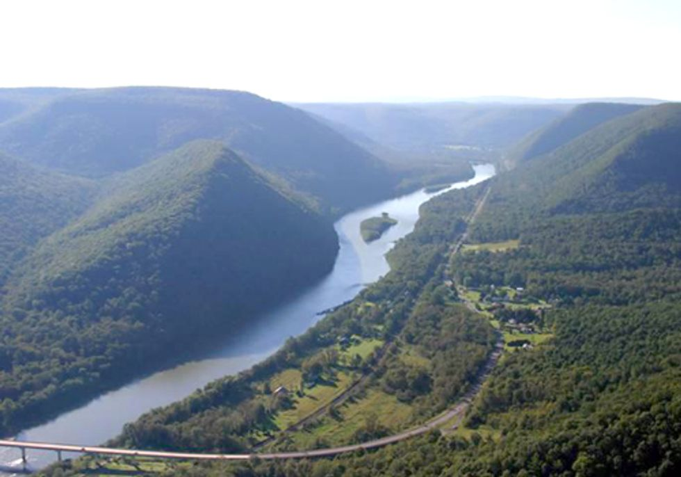 ACTION: Save the Susquehanna River Basin from Fracking