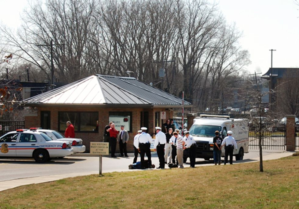 Three Arrested while Protesting Ohio Fracking Wastewater Wells