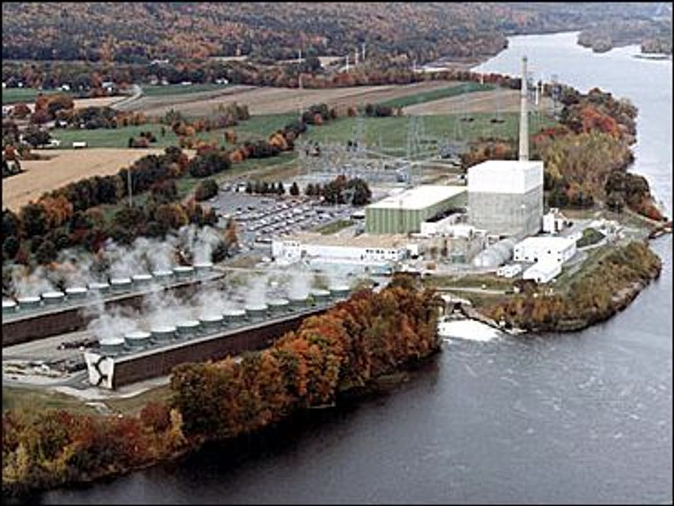 Nuclear Power's Green Mountain Grassroots Demise