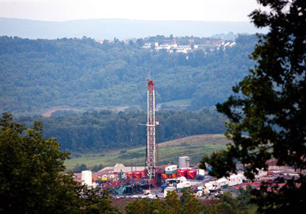 Study Shows Air Emissions Near Fracking Sites may Impact Health