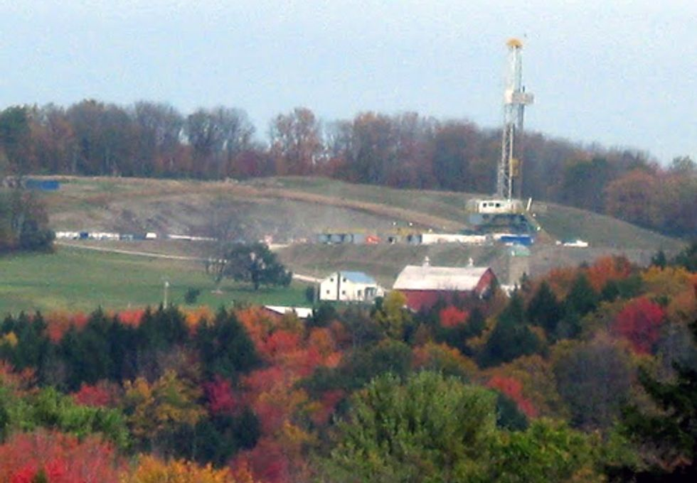 FRACKING: Corruption a Part of Pennsylvania's Heritage