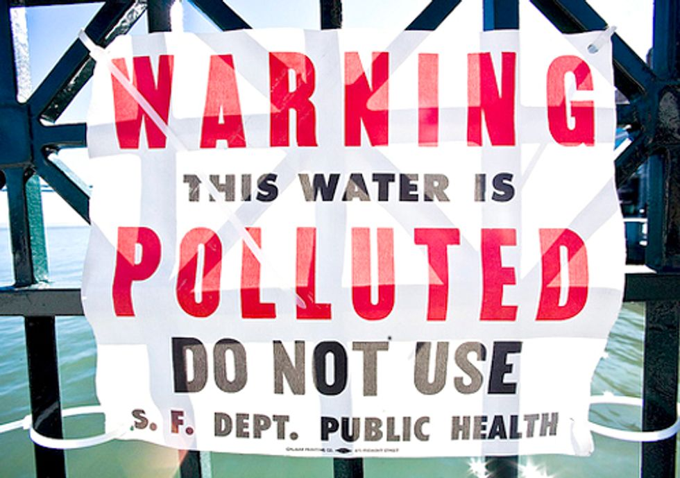 America's Waterways 'A Polluter's Paradise'