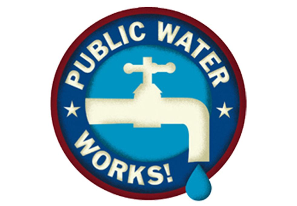 Support Public Water Works!