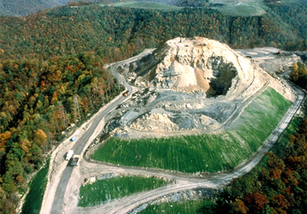 BREAKING: Judge Ruling Could Expedite Mountaintop Removal Coal Mining