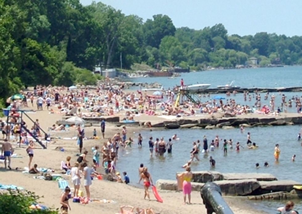 Canadian Environmentalists Call on All Parties to Clean Up the Great Lakes