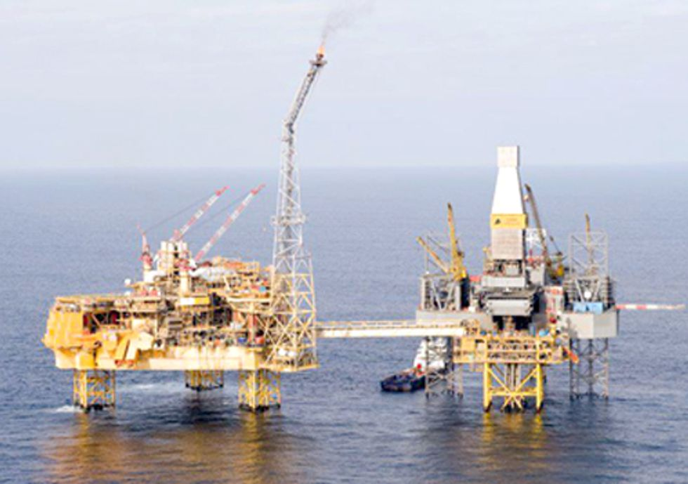 'No Idea How to Fix' North Sea Gas Leak