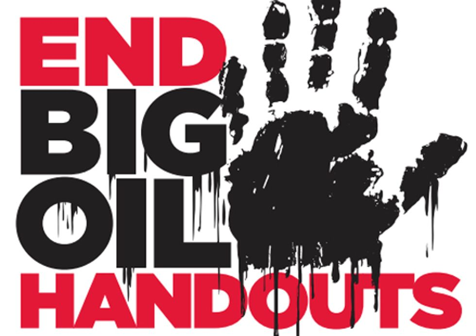 Taking Away Medicare to Give More Taxpayer Money to Big Oil