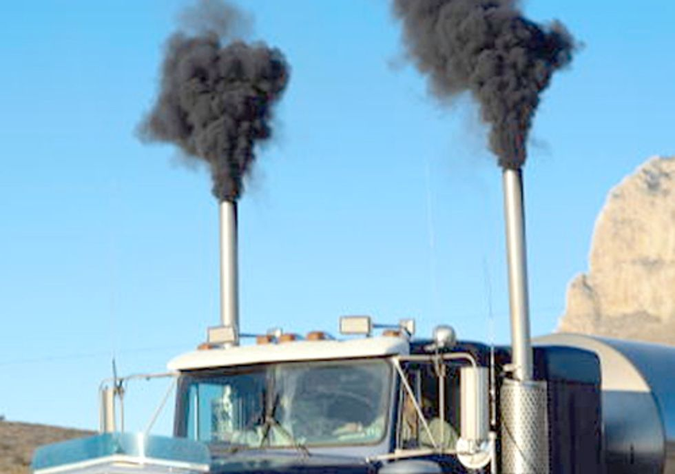 Black Carbon Is a Major Source of Climate Change According to EPA Report