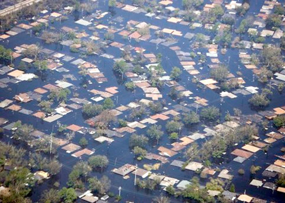 Losses from Natural Disasters Reach New Peak in 2011
