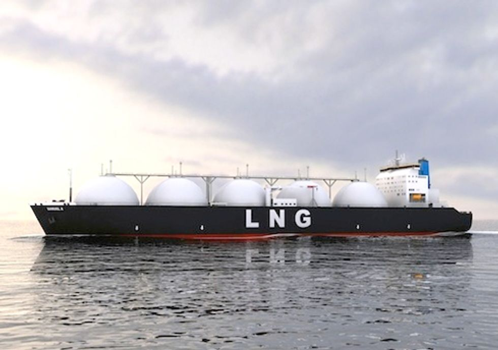 Unpacking the Shale Gas LNG Export Boom