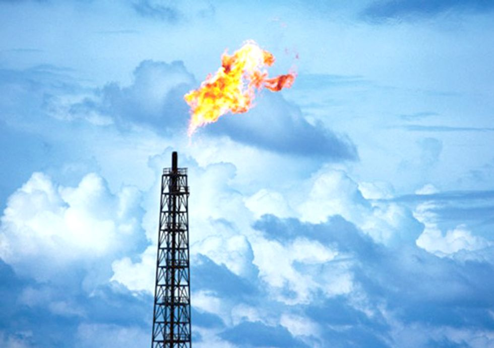 Investors: No More Flaring of Fracked Oil and Gas in Bakken Shale