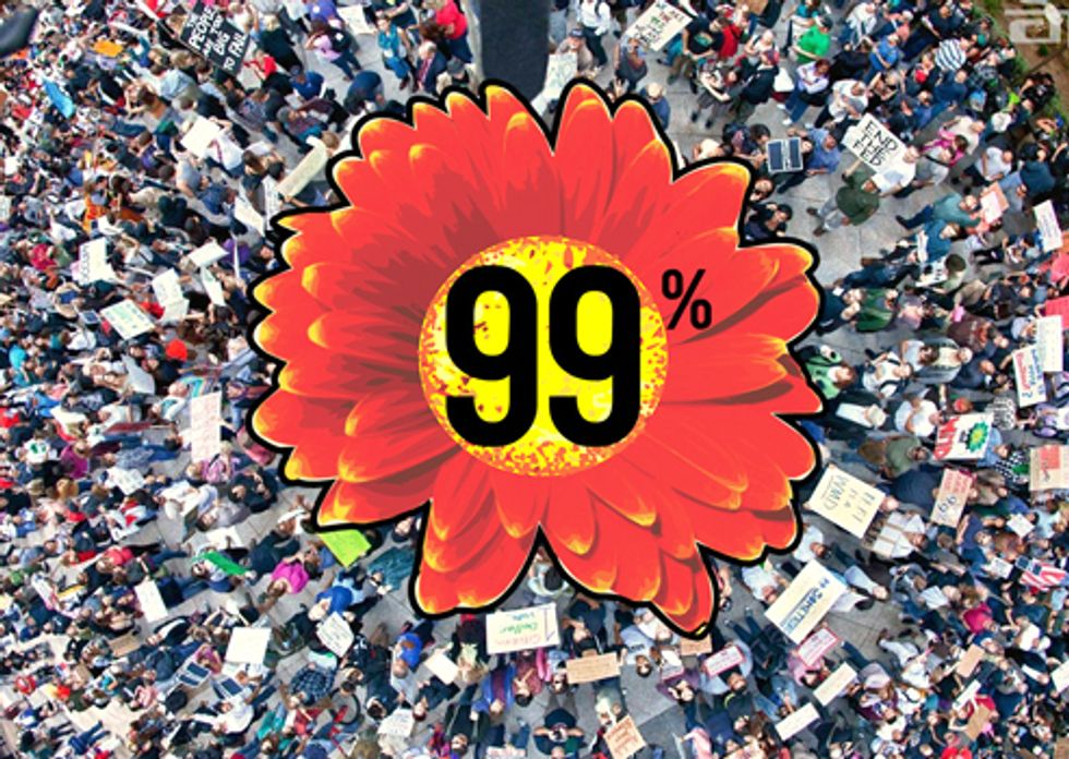 The 99% Spring Is Here—Let's Take the Fight to Big Oil, Gas and Coal