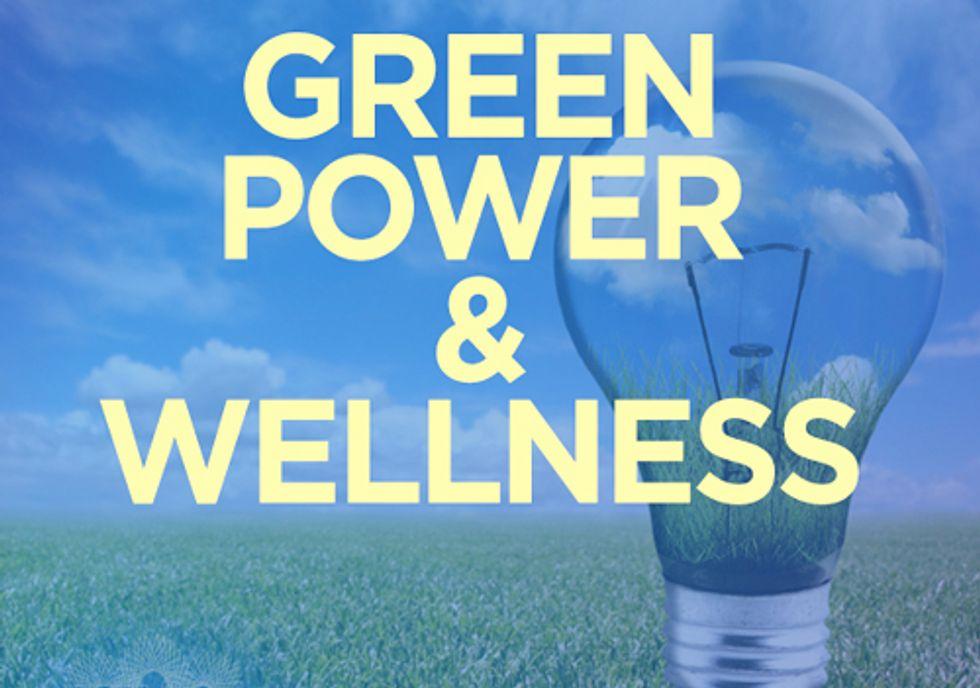 Green Power & Wellness Radio Show