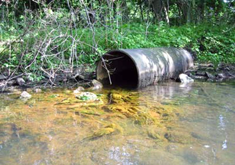 8.5 Million Pounds of Toxic Chemicals Dumped into New Jersey's Waterways