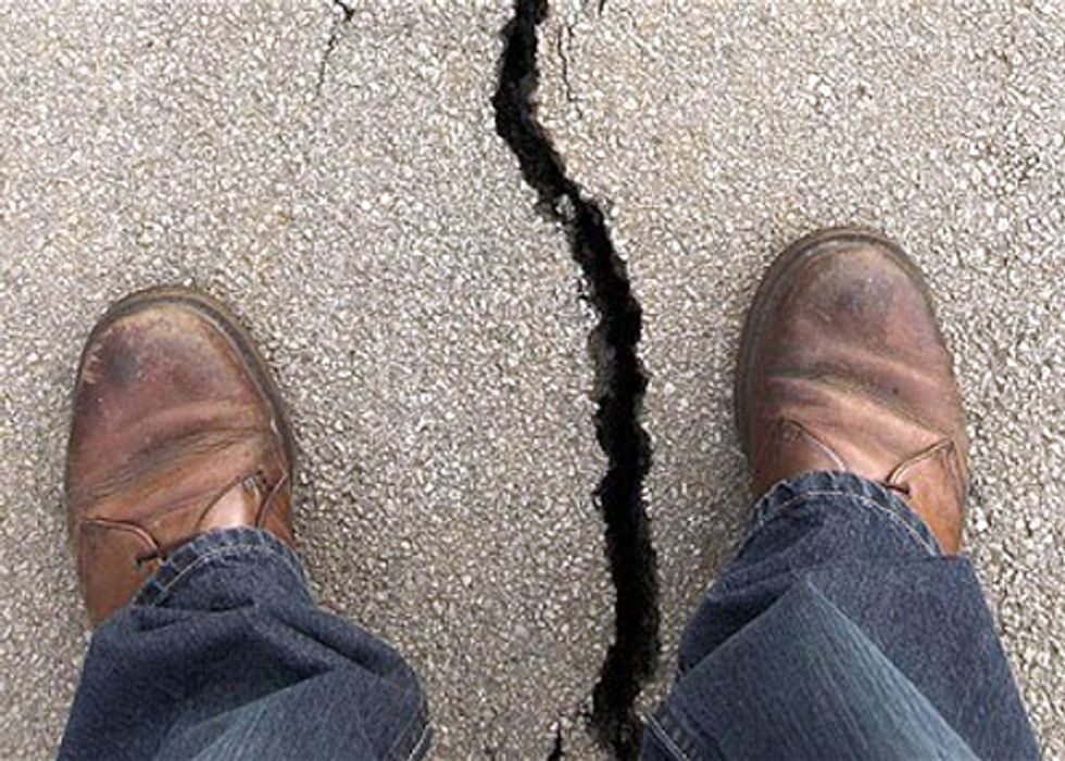 USGS: Recent Earthquakes 'Almost Certainly Manmade'