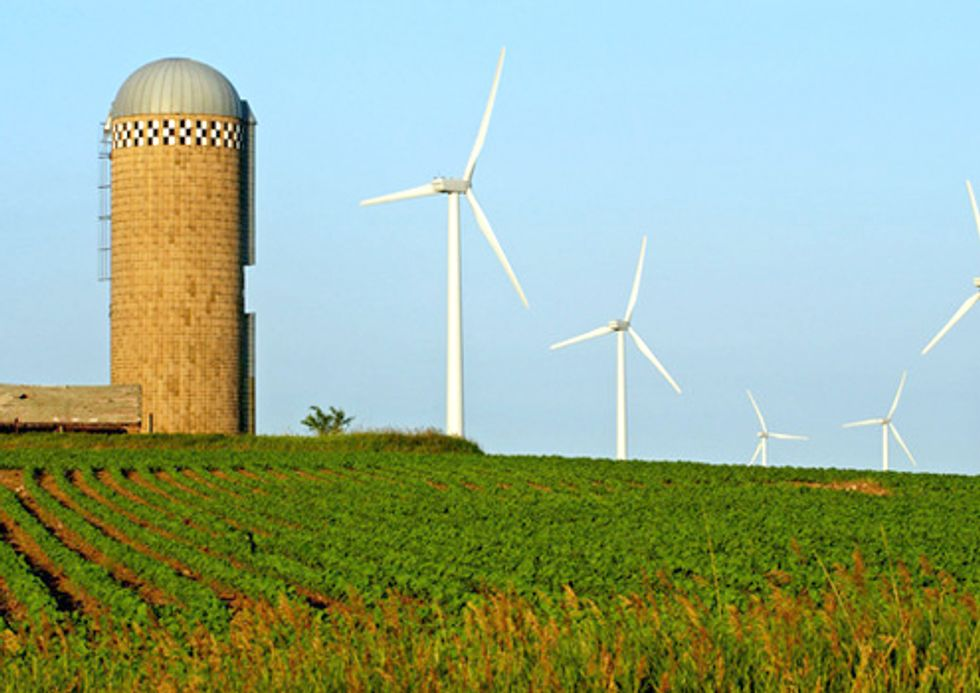Wind Tops 10 Percent Share of Electricity in Five U.S. States