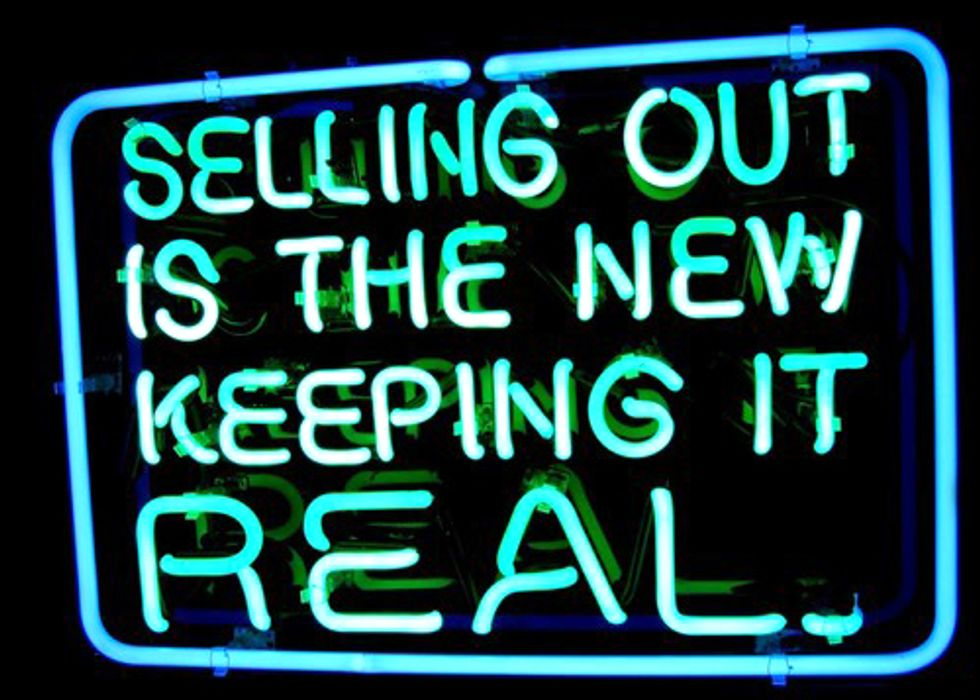 Selling Out Regulation