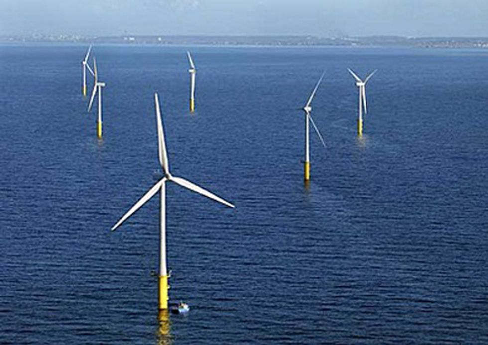 Offshore Wind on Lake Erie?