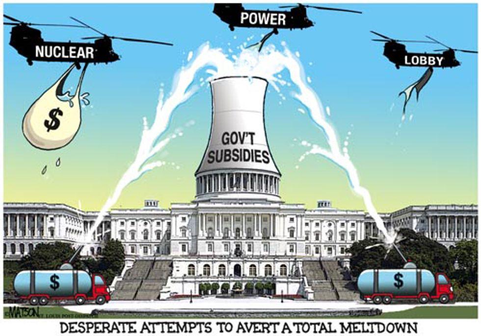 ACTION: Stop the New Nuke Power Loan Guarantees