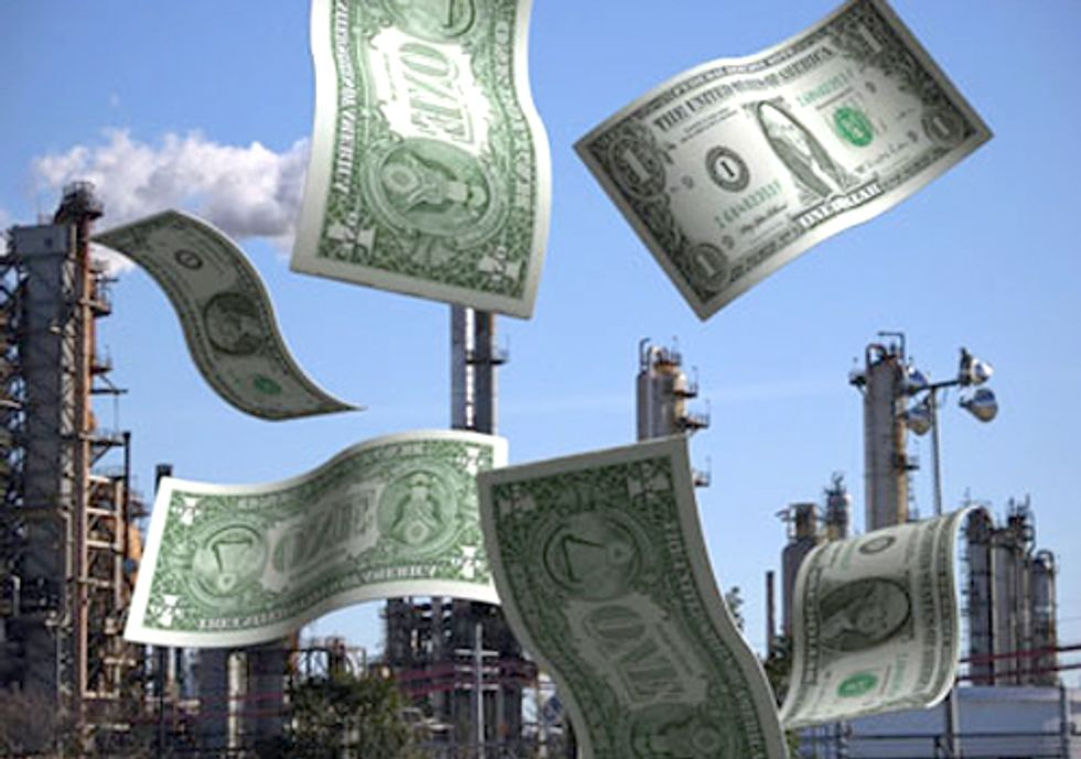 Right-Wing Media Deny Oil Companies' Tax Breaks Are Subsidies
