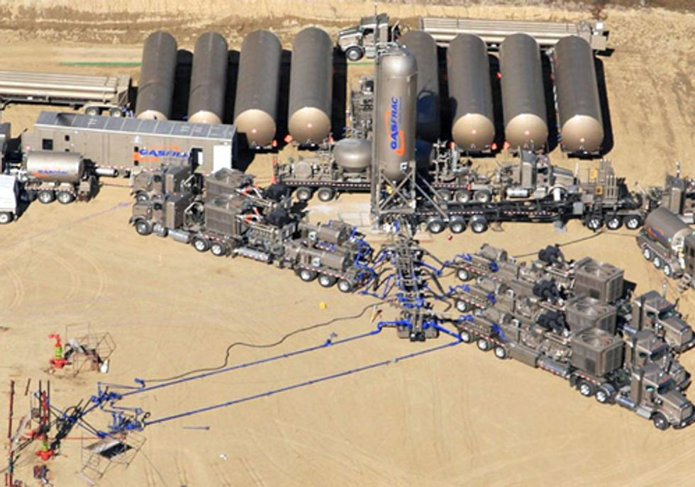 Fracking with Propane—The Gas Companies' Latest Tactic to Frack New York