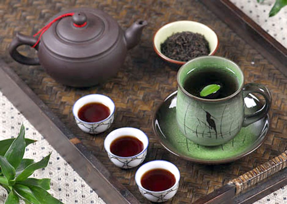 Banned Pesticides Found in Popular Chinese Tea Brands