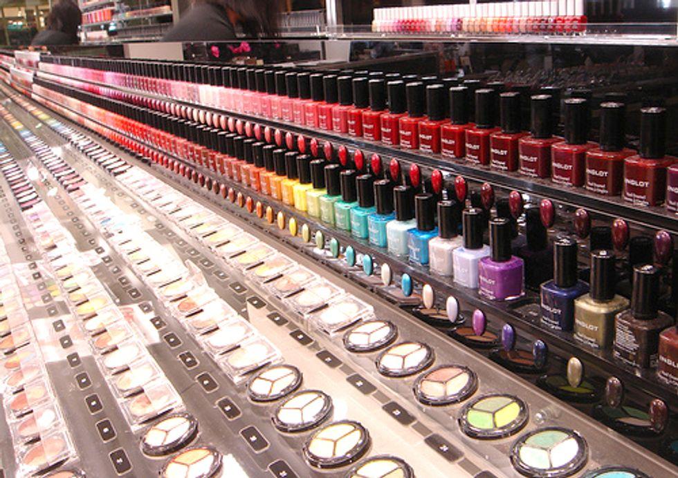 The Latest Cosmetics Scandal: Toxic Nail Polish