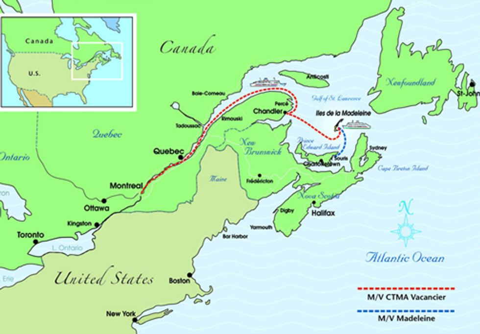 Gulf of St. Lawrence is Important to Canadian Identity