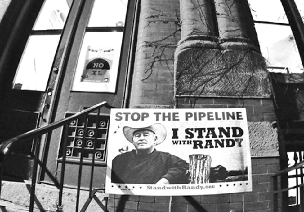 Keystone XL Pipeline 'Rubber Stamp Route' Is Wrong for Nebraska & Nation