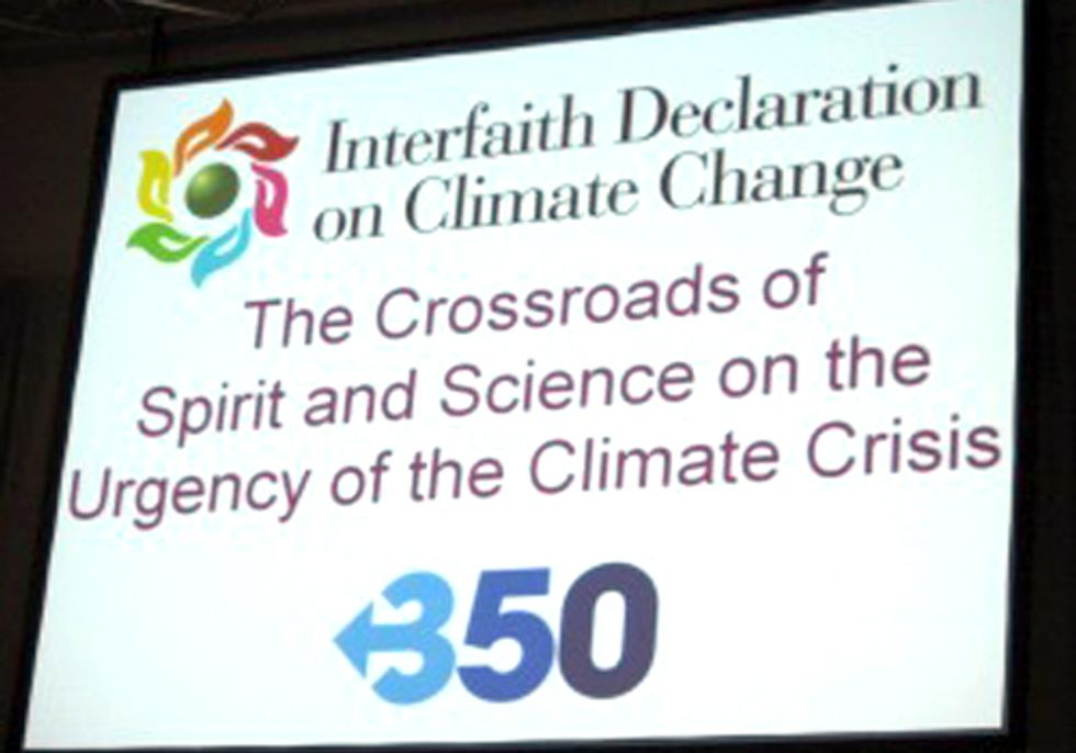 It's Time for Interfaith Action on Climate Change