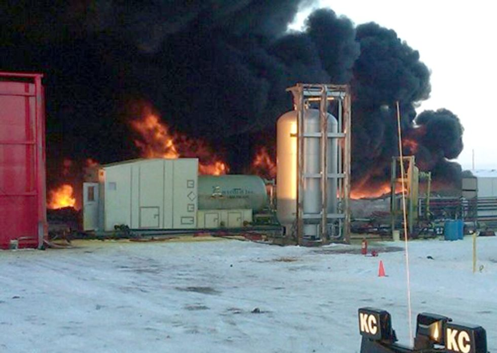 Propane Fracking Can't Go Forward without a New Environmental Review