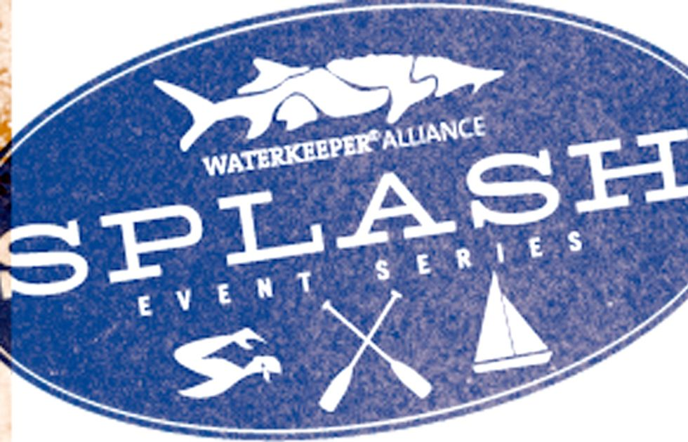 """1st Annual """"Stand-Up for Clean Water"""" SPLASH Series Event"""