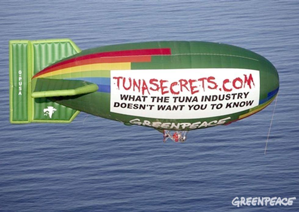 'Tuna the Wonderfish' Not So Wonderful after All