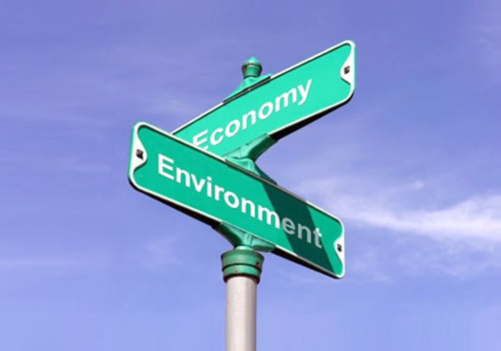 New York's Economy Grows as Carbon Emissions Decline