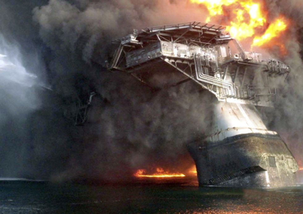 BP Covered Up Blow-out Two Years Prior to Deadly Deepwater Horizon Spill