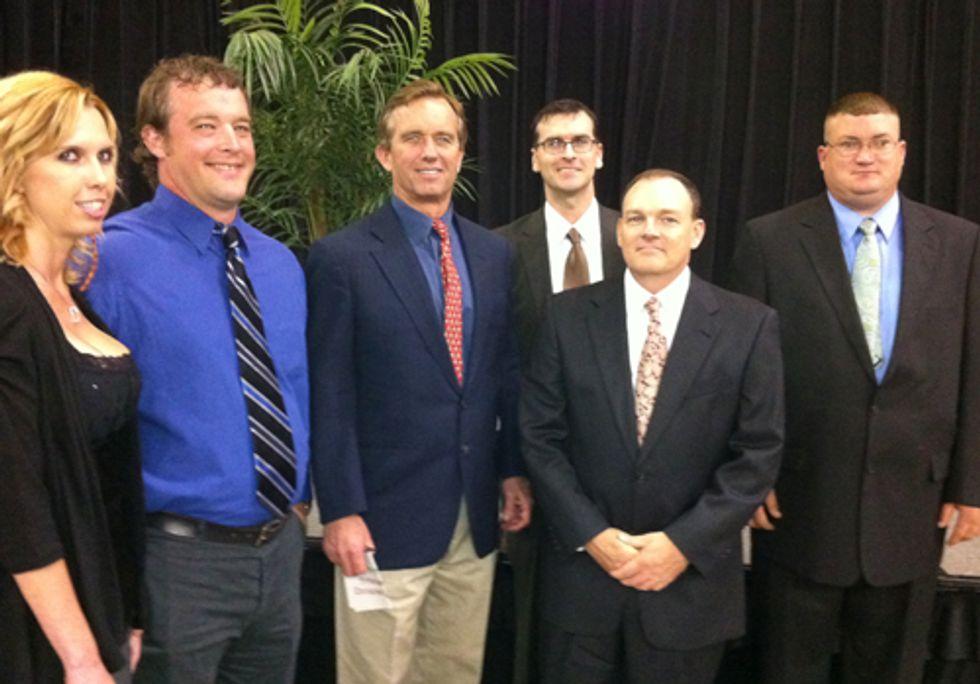 Arkansas State Univeristy-Newport's Renewable Energy Program Soars