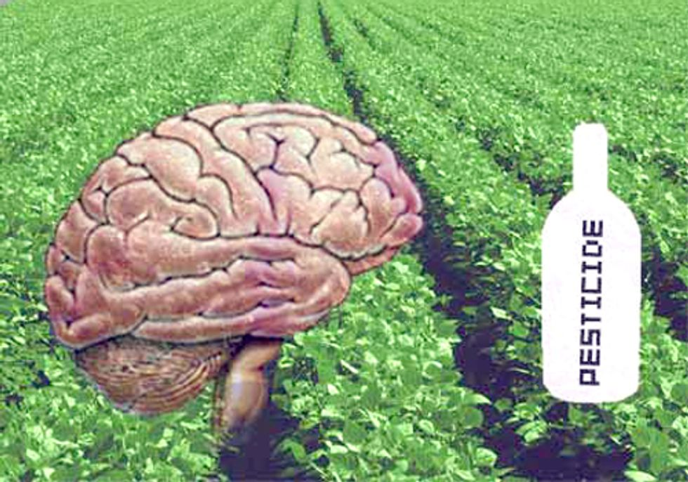 Pesticides & Parkinson's—Connection Clearer than Ever