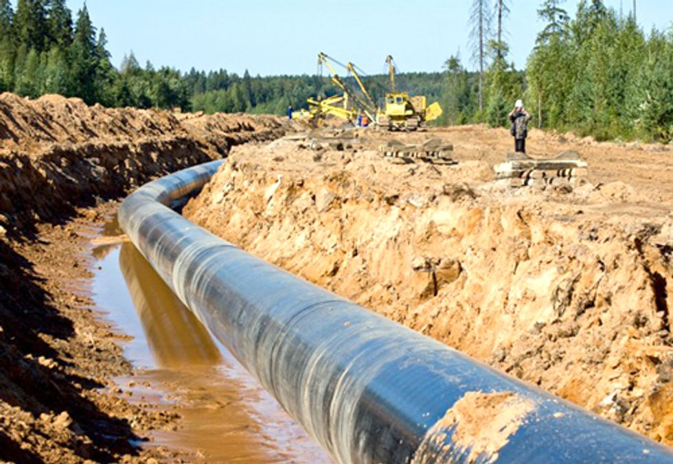 Time to Break out the Champagne — 'Endless Pressure, Endlessly Applied' Defeats LNG Pipeline and Terminal