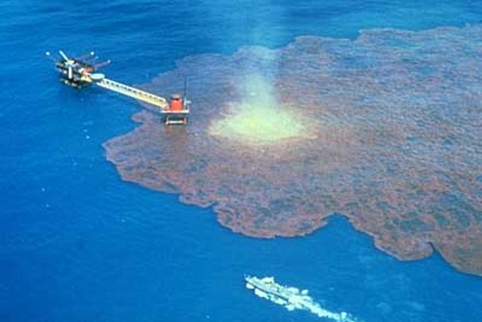 Sign Petition to Enforce Strict Regulations for Off-Shore Oil Drilling